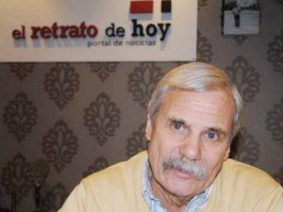 """Daniel Rodríguez cuestionó """"el desorden institucional y político"""" del gobierno de Carlos Arroyo"""