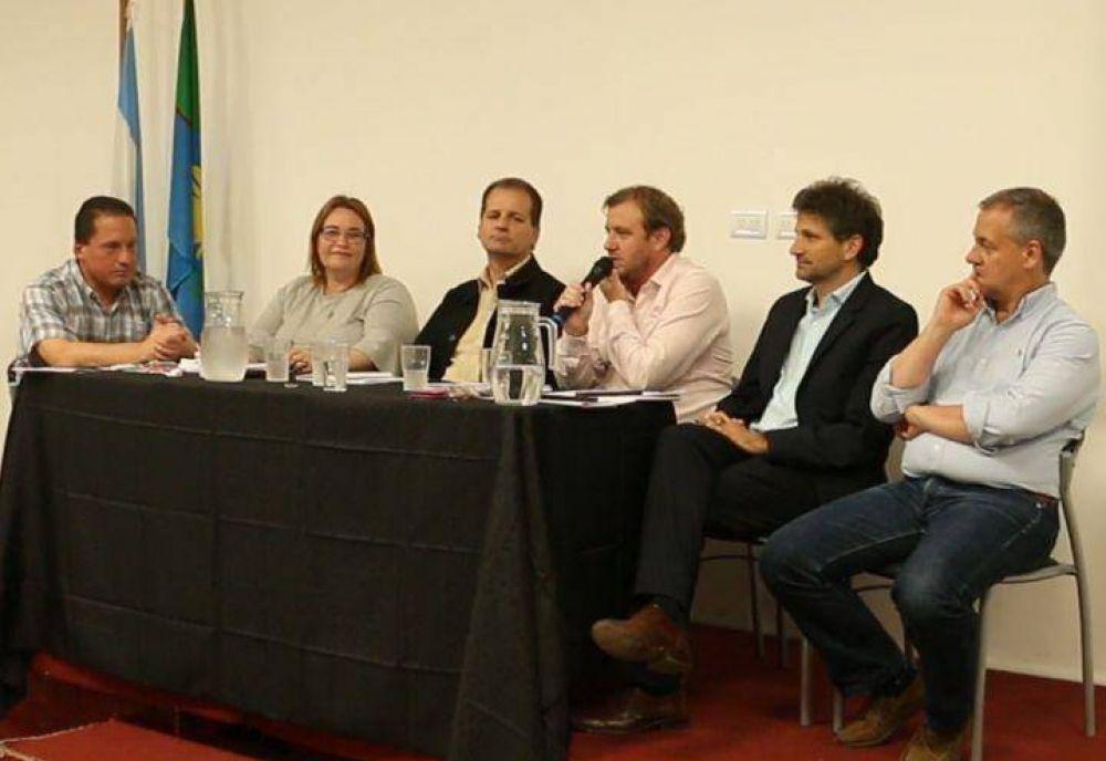 Los candidatos a Concejales presentaron sus propuestas sobre Discapacidad