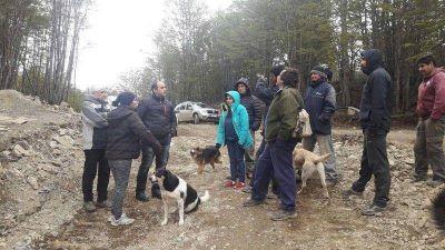 La DPOSS proyecta agua y cloacas para la totalidad de los barrios sin servicios de Ushuaia
