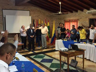 En la Asamblea de la Alianza Evangélica Latina el ministro de Educación paraguayo habló sobre avance de ideología de género