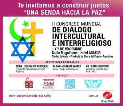 Se realizará el Segundo Congreso Mundial de Dialogo Intercultural e Interreligioso