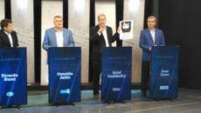 El momento más caliente del debate entre los candidatos tucumanos
