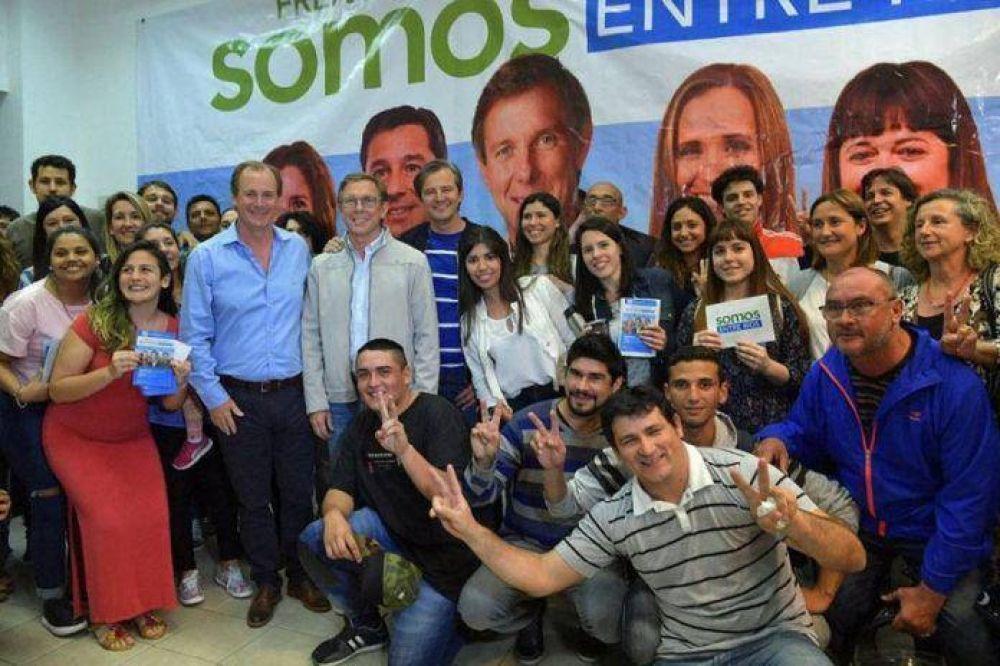 Gustavo Bordet cerró la campaña del PJ entrerriano