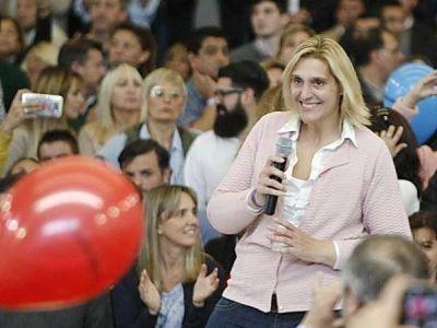"""Vilma: """"No puedo pensar en otra candidatura que no sea la de concejal"""""""
