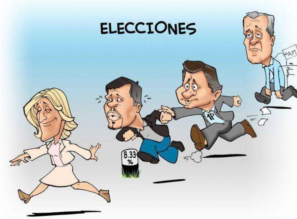 CAMBIEMOS puede quedar al borde de los 2/3: ¿llega el Cholito?; ¡¡¡No va más!!!