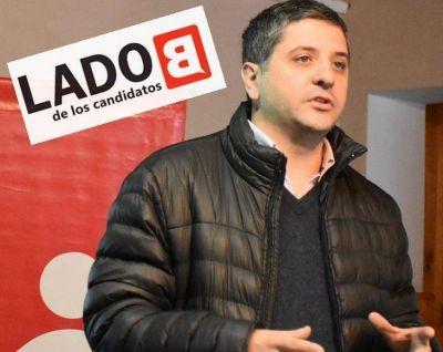 El lado B de los candidatos: Hoy en el ping pong de preguntas y respuestas Diego López