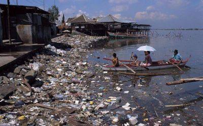 Por la contaminación, murieron en el mundo cerca de nueve millones de personas