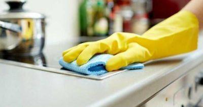 Más del 70% del empleo en servicio doméstico es informal