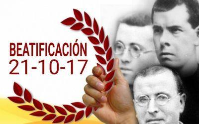 TRECE en la Beatificación de 109 mártires claretianos