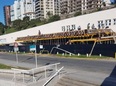 Concejales esperan que titular del EMTUR informe sobre obras en Playa Grande