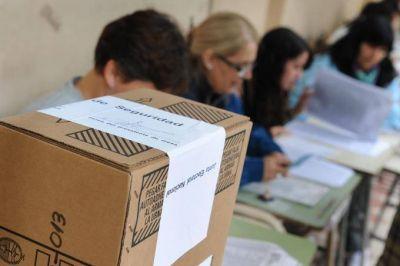 Operativo electoral: 33 mil policías bonaerenses se encargarán de custodiar los comicios
