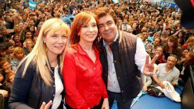 Sumarle a Cristina y sostenerse en el PJ, la meta de Magario y Espinoza en La Matanza