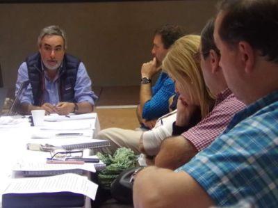 El Comité de Cuenca eligió a Pablo Vicente como coordinador