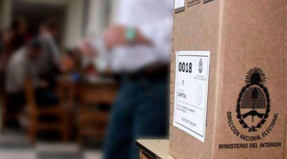 Provincia: la Quinta sección electoral busca elegir 5 nuevos senadores