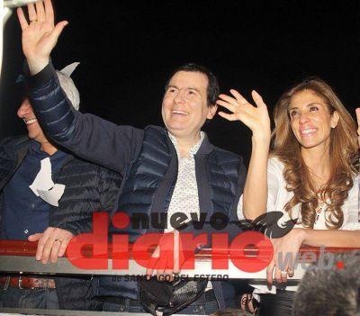 Gerardo Zamora volverá a gobernar Santiago del Estero