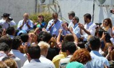 La alianza Martínez - Paredes arrasó en la Capital
