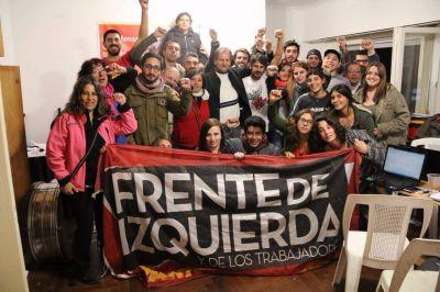 El FIT duplicó los votos de las Paso y se convirtió en la cuarta fuerza política de la ciudad