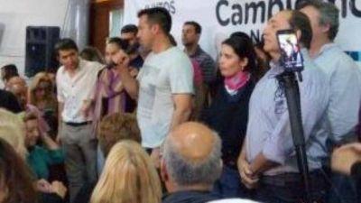 """Rojas """"supimos poner freno a la corrupción en Necochea"""""""