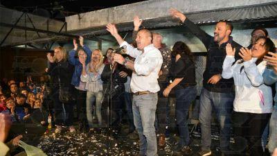 Arrasando, ganó Unidad Ciudadana en Ensenada