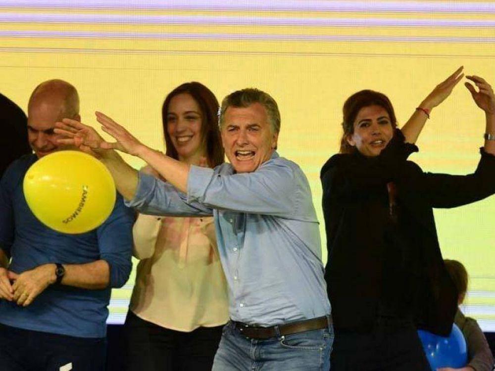 """María Eugenia Vidal: """"Somos la generación que va a cambiar para siempre la provincia"""""""