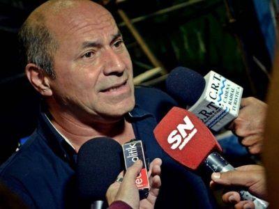 """Mario Secco: """"Decir que Asnaghi será el próximo intendente, es como que me crezca el pelo de vuelta"""""""