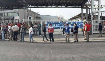 Se confirmó el cierre de fábrica plástica en La Tablada