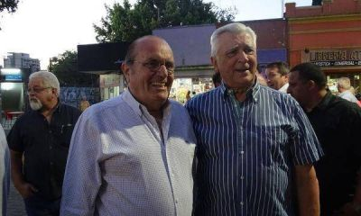 Dos ex intendentes de San Martín se entusiasman con el