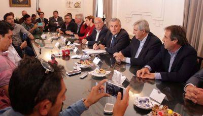 Gerardo Morales buscará reducir la presión fiscal