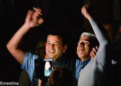Cambiemos logró en Pellegrini uno de los más altos porcentajes de la provincia y Pacheco reunió a la tropa