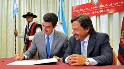 """""""Sáenz está parado para ser Gobernador"""""""
