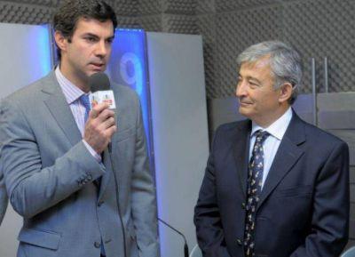 Martín Grande se reúne mañana con el Gobernador