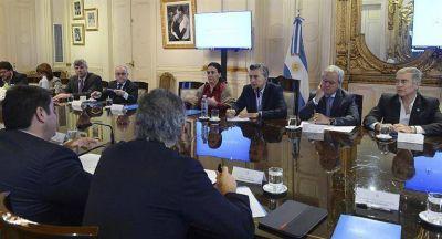 Reunión en Gobierno para delinear el plan de acción en el Congreso