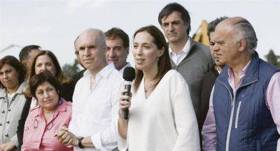 El día después: arenga de Vidal y trasnoche de PRO