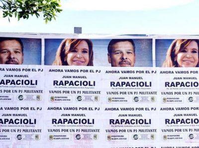 Juan Manuel Rapacioli ganó las calles y va por la conducción del Partido Justicialista