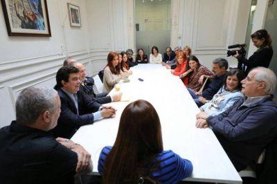 Cristina no pierde el tiempo: reunió a la tropa para consolidar a Unidad Ciudadana de cara al 2019