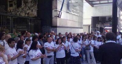 Coordinan acciones para reclamar libertad sindical en OSPLAD
