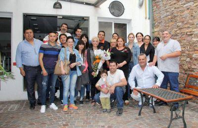 Lomas: Por amplia mayoría, Patricia Alonso fue reelegida al frente del gremio de los Panaderos