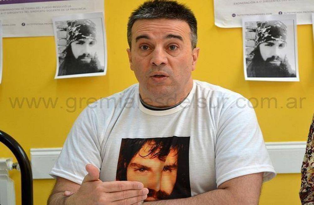 """""""No hay cheque en blanco y el trabajo que debemos realizar es gigantesco"""", Horacio Catena"""
