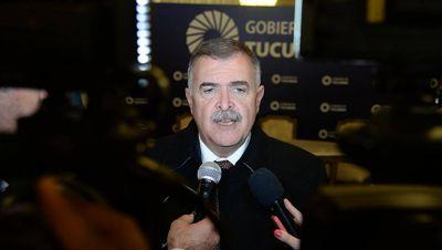 Jaldo aseguró que no habrá reforma constitucional hasta 2019