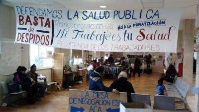 En defensa de la salud pública: jornada de lucha en el Posadas