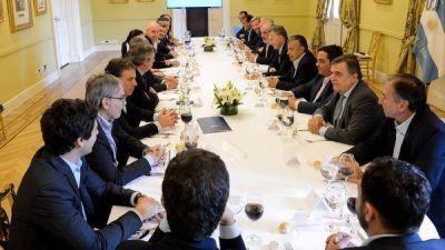 Mauricio Macri convocó a todo el arco político para lanzar