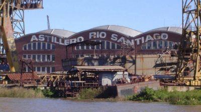 Tres meses después, Provincia designó nuevo presidente para el Astillero Río Santiago