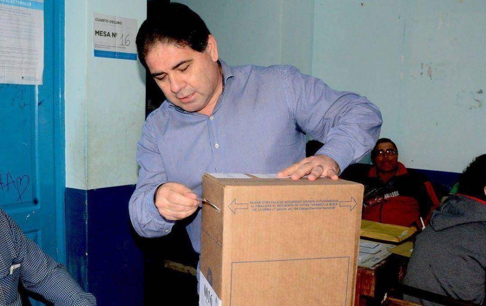 Di Martino revalidó pergaminos en el PJ, se consolidó en la presidencia del HCD y resaltó el liderazgo de Jorge Jofré