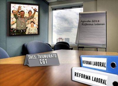La caja de obras sociales y el empleo: las cartas de Macri para impulsar la reforma laboral y
