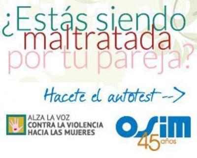 Nueva campaña ALZA LA VOZ contra la violencia hacia las mujeres