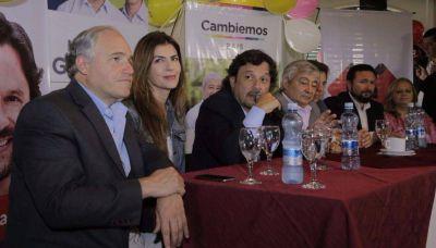 Gustavo Sáenz no tiene pensado volver al PJ