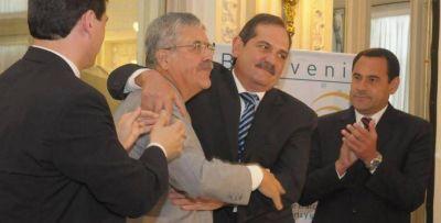 """En la provincia, De Vido fue """"un tucumano más"""""""