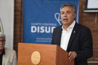 Tras la detención de De Vido, Cornejo pidió acelerar las investigaciones en Mendoza