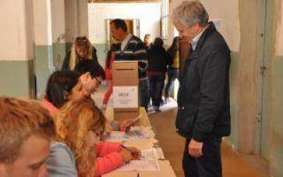 Chascomús: El Intendente Javier Gastón señaló que apuntaba