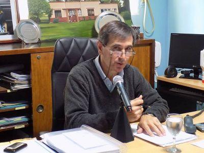 Harispe agradeció a los vecinos por validar con el voto su proyecto político